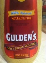 Gulden's front