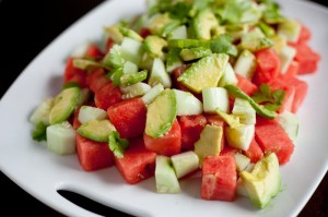 Avocodo salad